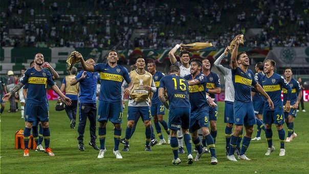 Universitario vs. Boca Juniors