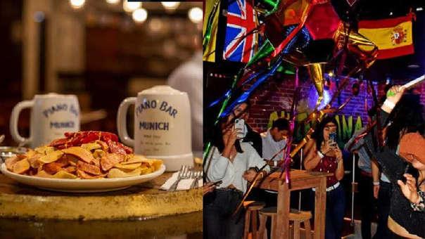Los mejores bares de Lima.