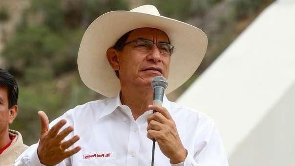 El presidente Vizcarra saludó la decisión del TC.