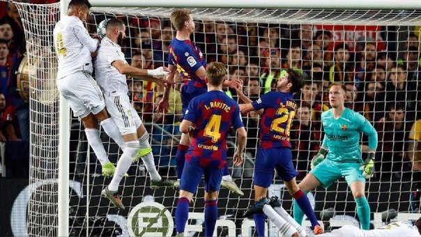 Barcelona  y Real Madrid se medirán el próximo 1 de marzo