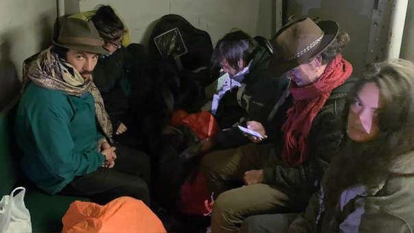 Seis turistas extranjeros fueron arrestados por entrar a zonas prohibidas de Machu Picchu.