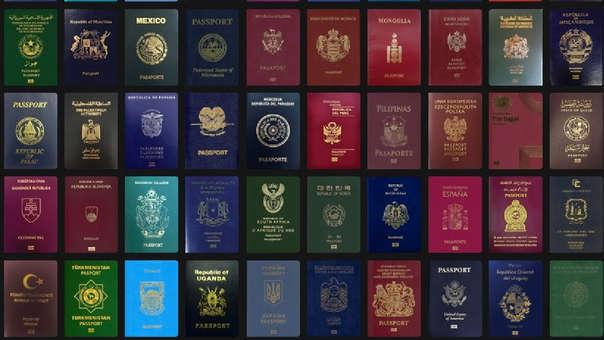 El pasaporte peruano baja dos puestos, respecto al ránking 2019.