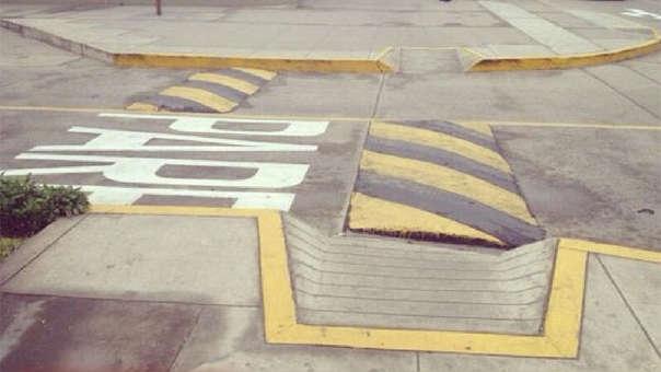 Ciudades del Perú no son accesibles para todos los ciudadanos.