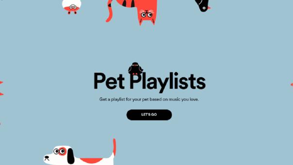 Spotify anuncia el playlist definitivo para tu mascota