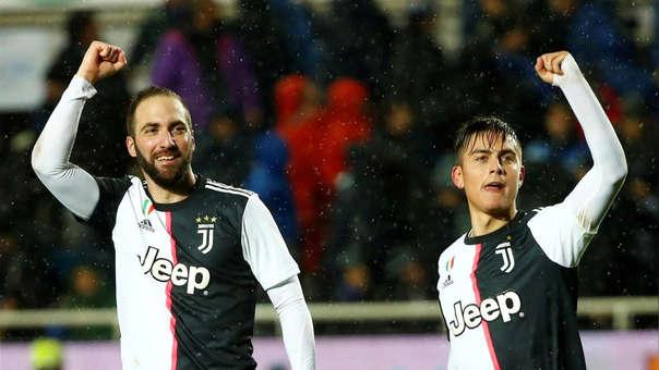 Dybala, Higuaín y GOLAZO de la Juventus en la Copa de Italia
