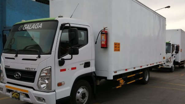 Los camiones de la ONPE cuentan con monitoreo de GPS.
