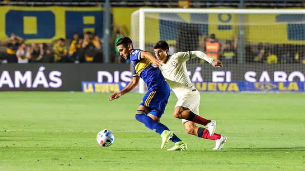 Boca juniors vs. Universitario en amistoso internacional