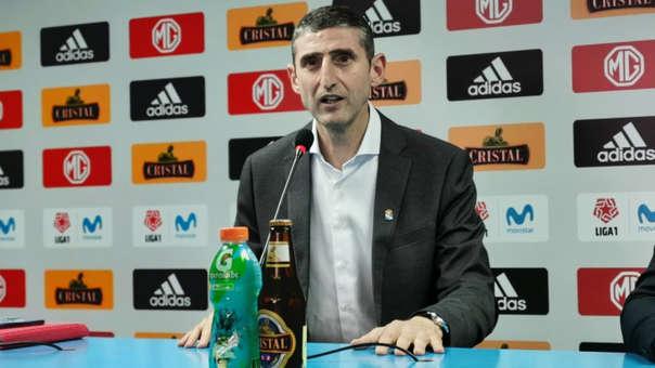 Juan José Luque será el director general de Sporting Cristal por el 2020.
