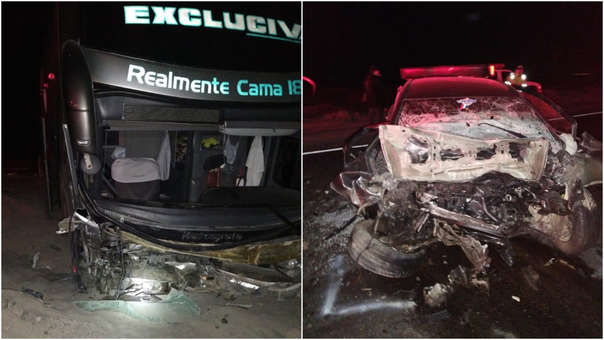 Accidente en Arequipa