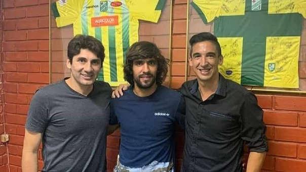 Juan Diego Gutiérrez jugará en Oriente Petrolero.