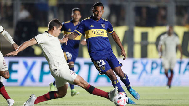 Boca Juniors vs. Universitario