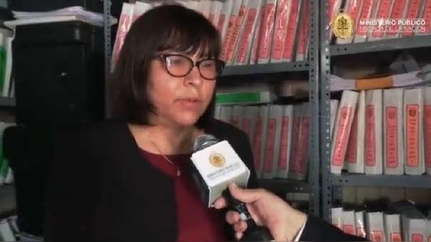 Luz Marina Palacios Gonzales