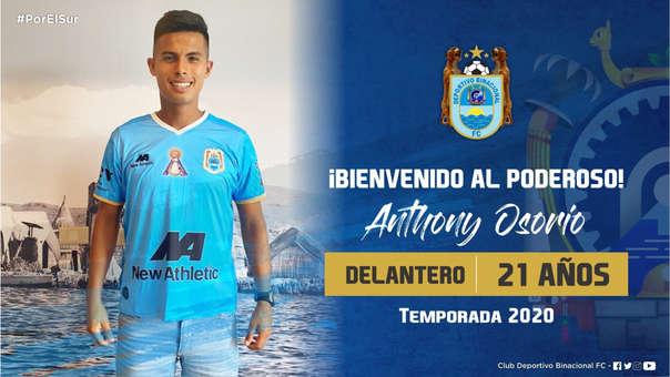 Anthony Osorio
