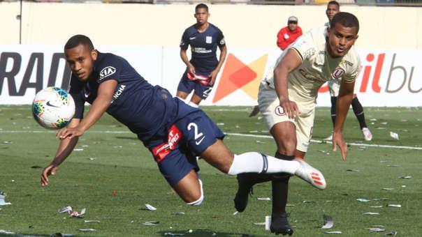 Alianza Lima y Universitario se enfrentarán en la fecha ( ) de la Liga 1 2020.
