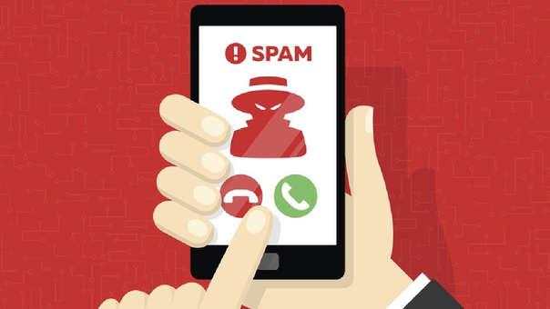 Las llamadas no deseadas o spam son quejas permanentes de la población.