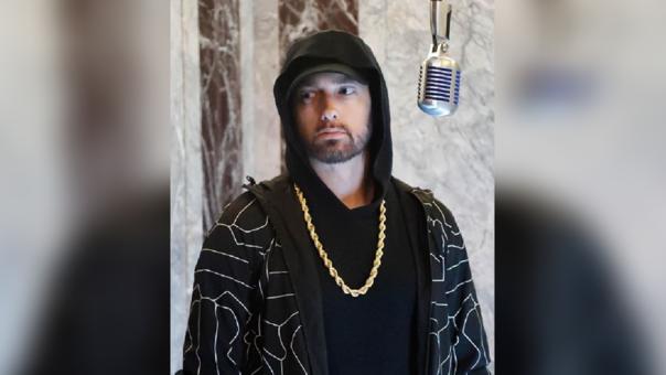 Eminem lanzó nuevo disco.