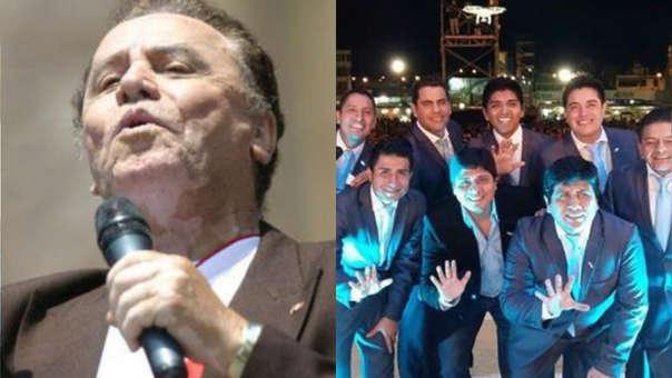 Música criolla y cumbia peruana