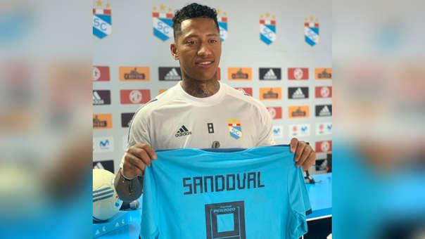 Ray Sandoval a Sporting Cristal cedido por Monarcas Morelia.