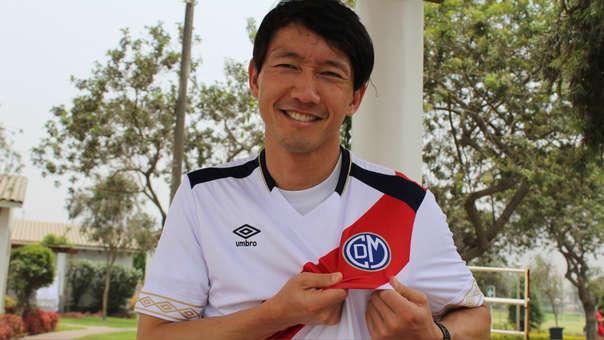 La última temporada de Masaktsu Sawa en Municipal fue en 2017.