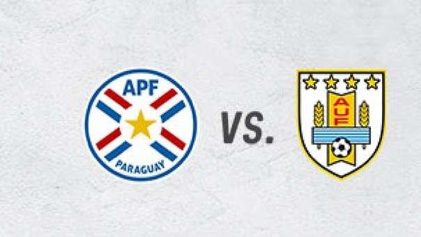 Uruguay vs. Paraguay por el grupo B del Preolímpico