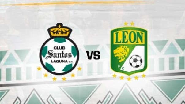 Santos vs. León