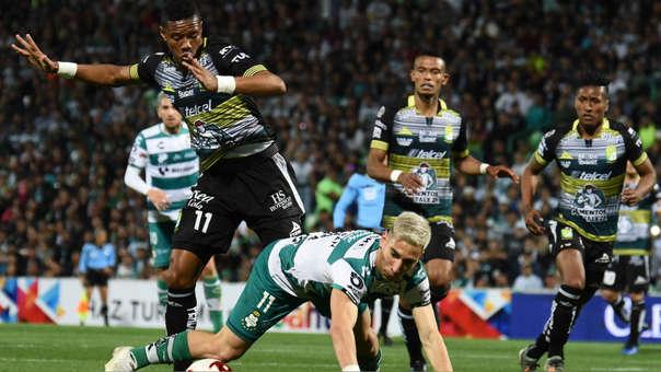 León vs. Santos