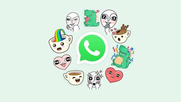 Whatsapp Los Stickers Animados Se Integraran En La Proxima