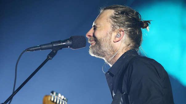 Radiohead anuncian sus primeros conciertos de 2018