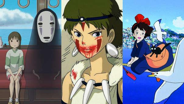 Netflix El Viaje De Chihiro La Princesa Mononoke Y Otras 19 Cintas Del Studio Ghibli Llegan A La Plataforma Rpp Noticias