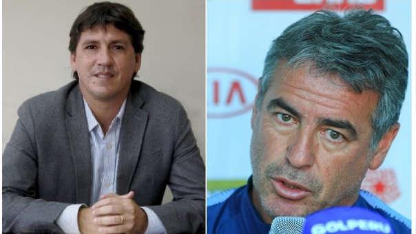 Pablo Bengoechea responde a Jean Ferrari sobre el Clásico del fútbol peruano.