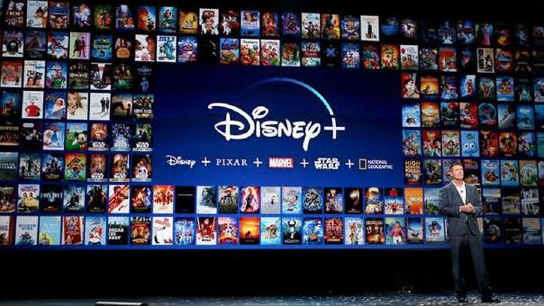 La plataforma streaming Disney+ adelanta su presentación en España.