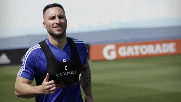 ¿Por qué todavía no aparece Emanuel Herrera en Sporting Cristal?