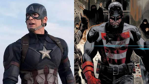 John Walker, una versión alterna de Capitán América, aparecerá en la serie
