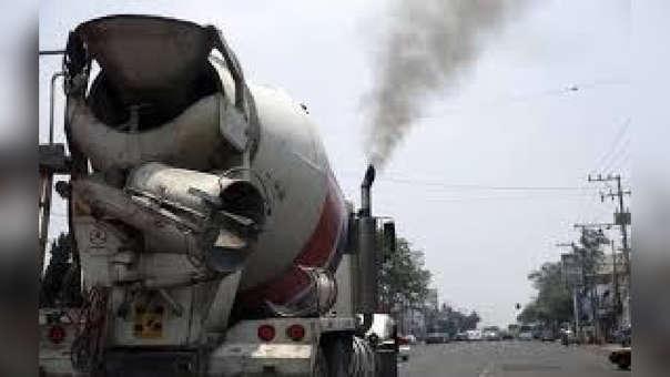 El transporte es la principal fuente de contaminación.