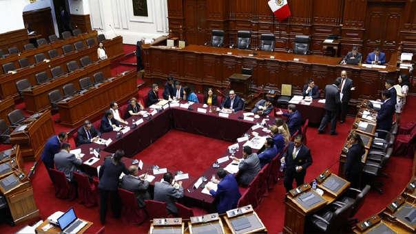 Comisión Permanente aprobó por mayoría el informe de evaluación del DU 022 - 2019.
