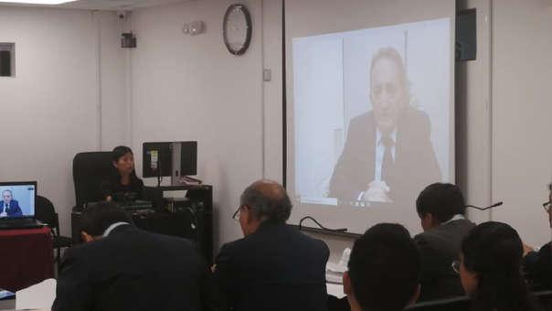 El empresario peruano israelí es colaborador eficaz en el caso Alejandro Toledo.