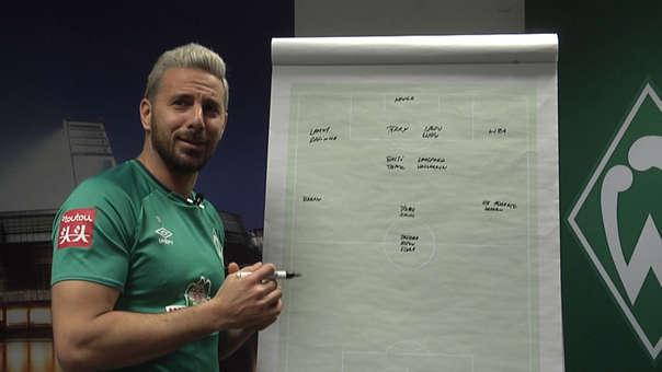 Claudio Pizarro escogió el once ideal de los futbolistas con los que ha compartido equipo.