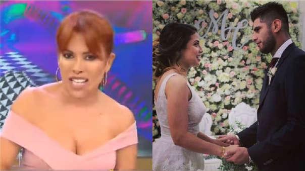 La conductora Magaly Medina se refirió a las medidas que tomó Marcia Succar tras descubrir infidelidad de Carlos Zambrano.