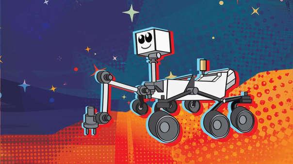 Name the Rover