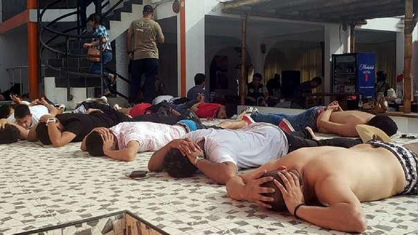 La brigada especial de la Policia para combatir el crimen de ciudadanos extranjeros se activó, luego de que se capturara a un grupo de más 114 venezolanosvinculadas a delitos.