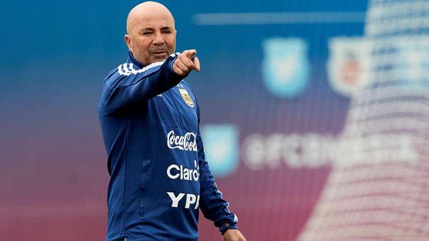 Jorge Sampaoli podría ser el nuevo técnico de la Selección de Venezuela.