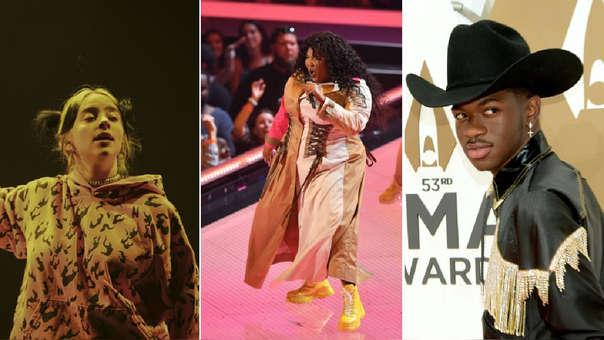 Lizzo, Billie Eilish y Lil Nas X, favoritos en unos Grammy eclipsados por un escándalo