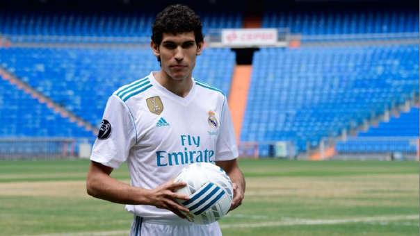 Real Madrid cedió a Jesús Vallejo al Granada.