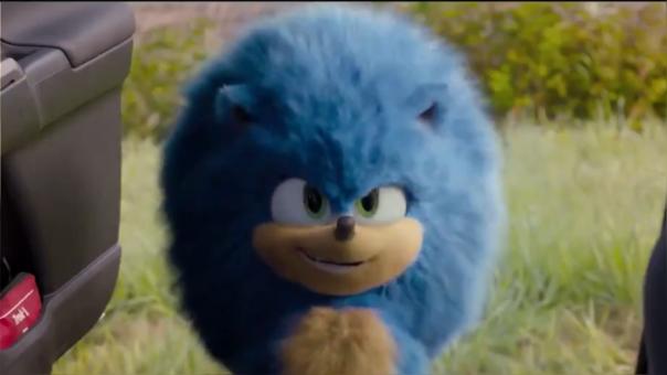 """""""Sonic: The Hedgehog"""" se estrena el próximo 14 de febrero."""