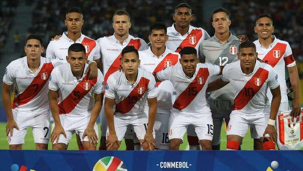 Perú enfrentará a Paraguay en su segundo partido del Preolímpico 2020.
