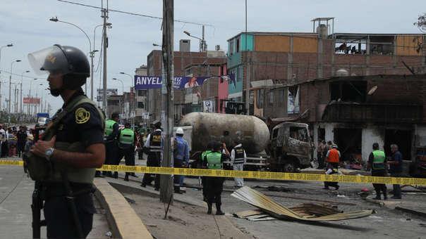 Este viernes por la noche se confirmói la muerte de tres personas, un niño y una mujer fallecieron y suman 10 víctimas.