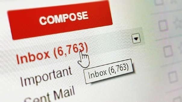 Un error en Gmail redirige los correos promocionales a la bandeja