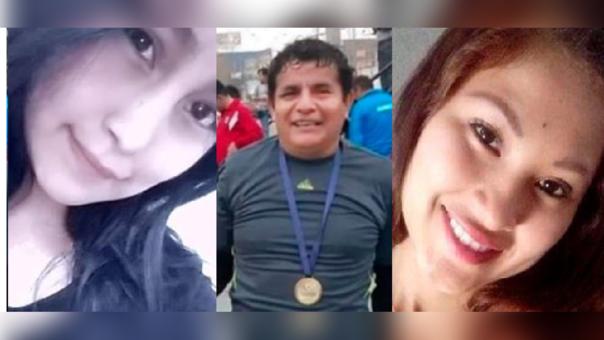 Geraldine Riveros Osorio, Juan Orlando Valladolid e Isabel Selene Marín Muñoz