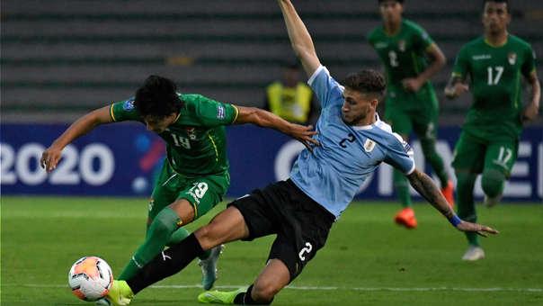 Bolivia vs. Uruguay