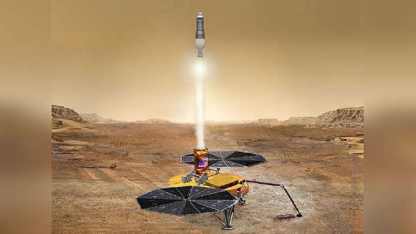 Muestras de Marte